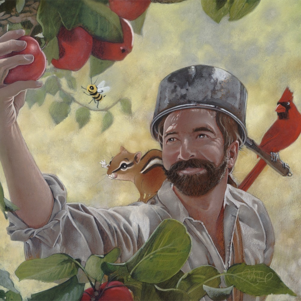 Celebrate Johnny Appleseed S Birthday At Story Time Bhm Regional Library