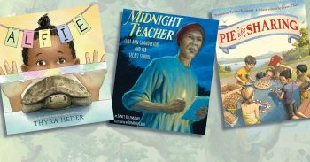 alfie midnight teacher pie is for sharing cover
