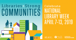 national library week 2019 banner