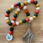 Fall Farmhouse Beads Craft Class @ MML